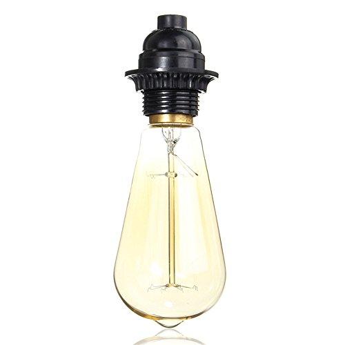 6 Pack Screw Lamp Shade Light Collar Ring Adaptor Edison
