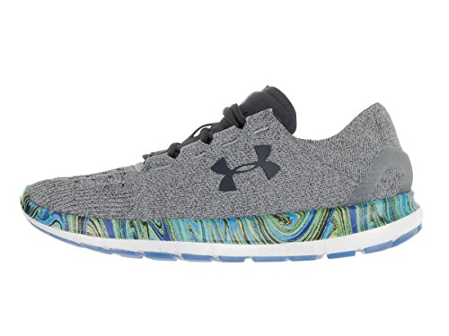 Under Armour Speedform Slingride Zapatillas Para Correr grau / blau / grün