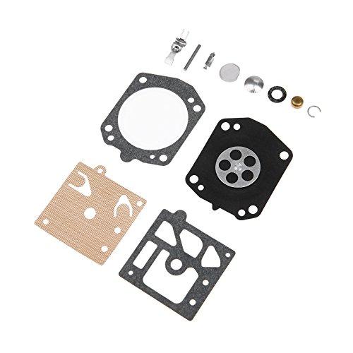 Mtsooning Carburetor Repair Rebuild Kit for Husqvarna 359 359 EPA 357 357XP  Blower Trimmer Chainsaw Parts #Walbro K22-HDA 11-600151-02