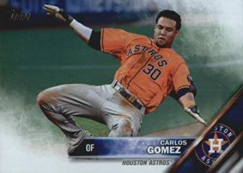 Verzamelingen Honkbal Carlos Gomez Milwaukee 2007 Bowman Draft R/C