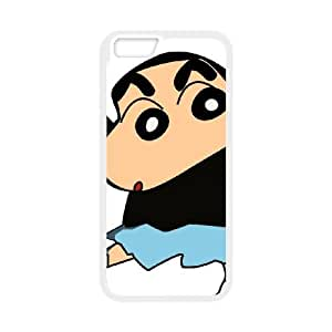 Crayon Shin Chan iPhone 6 4.7 Inch Cell Phone Case White Customized Toy pxf005_9695040