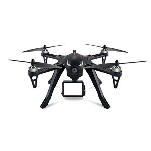 Distance Control - hapinic Brushless Drone, MJX Bugs 3 Quadcopter, Powerful Brushless Motors - 300Meters Control Distance - 15 Minutes Flying Time - Support Gopro HD Camera
