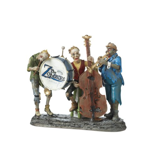 Department 56 Snow Village Halloween The Zombies Accessory Figurine