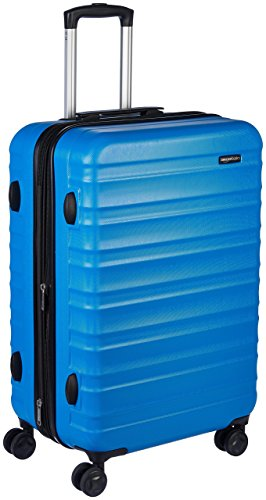 AmazonBasics Hardside Spinner Travel Luggage Suitcase - 26 Inch
