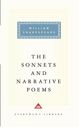 """""""The Sonnets and Narrative Poems (Everyman's Library)"""" av William Shakespeare"""