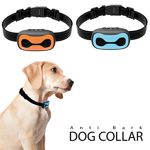 Newest 2019 Dog Bark Collar - Humane Anti Barking Training C