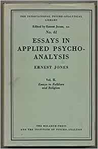 essays in applied psychoanalysis Browse and read essays in applied psychoanalysis volume 1 essays in applied psychoanalysis volume 1 imagine that you get such certain awesome experience and knowledge.