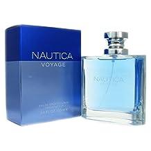 Nautica Loción para Caballero Voyage, 100 ml, color Azul