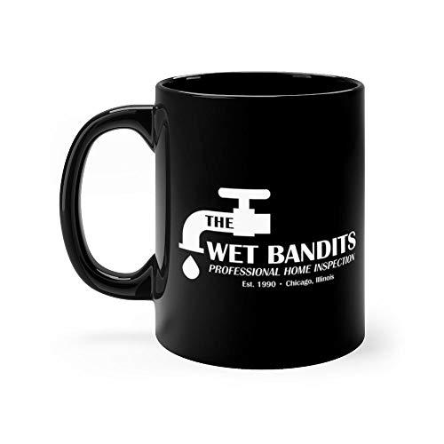 Wet Bandits Home Inspection, Funny Home Alone Mug Coffee Mug 11oz Gift Tea Cups 11oz Ceramic Funny Gift Mug ()
