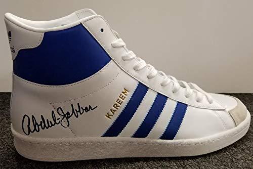 Kareem Abdul Jabbar Autographed Signed Memorabilia Ucla Adidas 3X Ncaa Champ Shoes Beckett Authentic Itp Coa