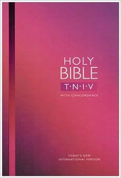 TNIV Popular with Concordance Hardback 06 (Bible Tniv)