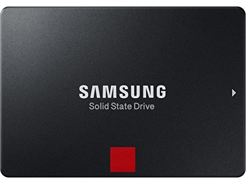 Samsung 860 PRO 512GB V-NAND Solid State Drive (MZ-76P512BW) from Samsung