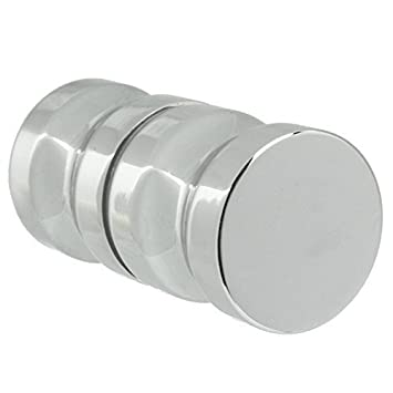 FirstSpares Poigne De Porte De Douche Chrome Style Moderne Mm