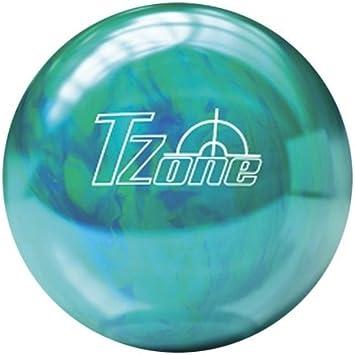 Brunswick Tzone Frozen Bliss Boule de bowling unisexe Bleu//blanc 2,7 kg Rose//bleu glacial