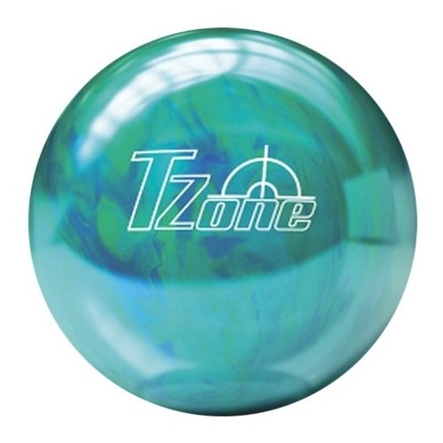 Brunswick T-Zone Carribean Blue Bowling Ball (14lbs)