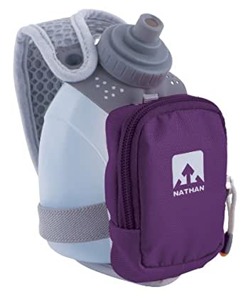 Nathan Sprint Plus Handheld Bottle Carrier (Purple)