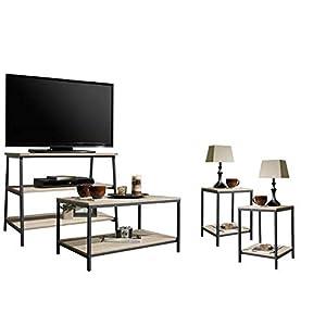41n8byUgfpL._SS300_ Beach & Coastal Living Room Table Sets