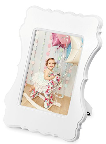8 Frame Square Portrait and Landscape Design Collage Picture Frame - 5