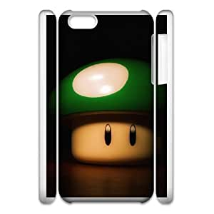 iphone 5c Cell Phone Case 3D Mario 91INA91429209