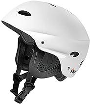 Vihir Adult Water Sports Skate Helmet with Ears - Adjustable Multi Skating Bike Skateboard Scooter Surf Men Wo