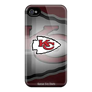 For Case Iphone 4/4S Cover Cases Bumper Covers For Kansas City Chiefs Accessories