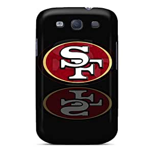 S3 Scratch-proof Protection Case Cover For Galaxy/ Hot San Francisco 49ers Phone Case