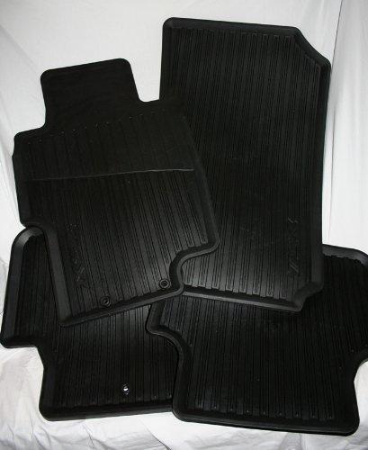 Acura Tsx Accessories - 2003-2008 Acura TSX OEM All Season Floor Mats