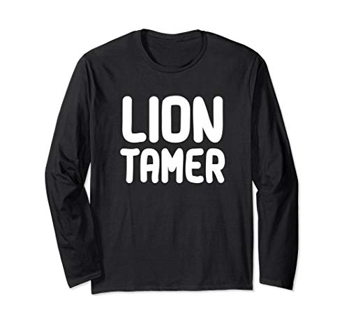 Lion Tamer Costume Circus Shirt Mens Womens -