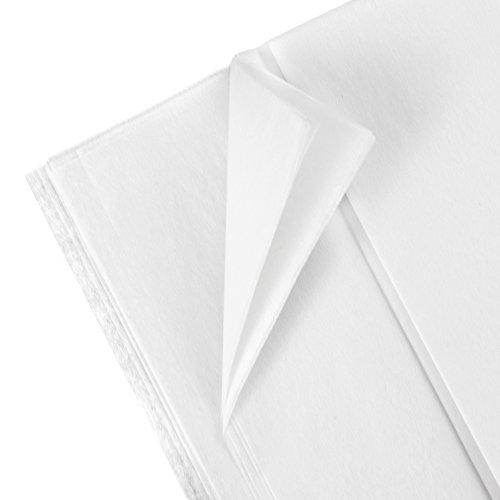 JAM PAPER Tissue Paper - White - 40 - Envelopes Paper Tissue