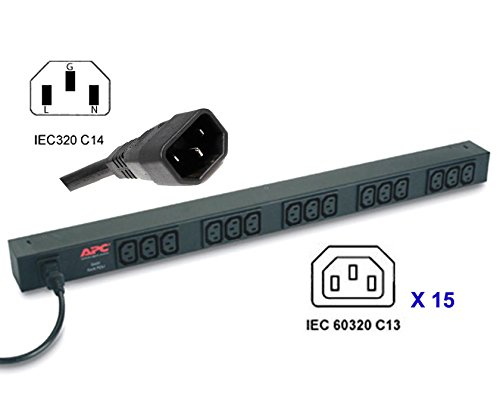 Apc Basic Rack Mount Pdu T Ap9568 Buy Online In Uae