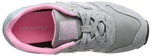 Grey Gris Wl373 New Basses Sneakers Femme Balance wqgxATYvU