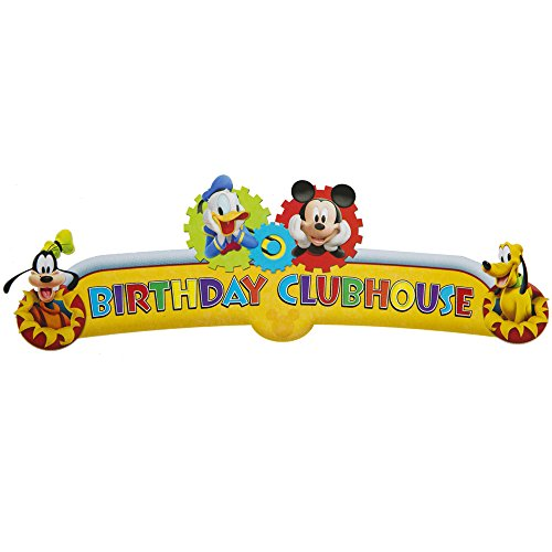 Century Club (Disney's Mickey Mouse Clubhouse Birthday Banner)