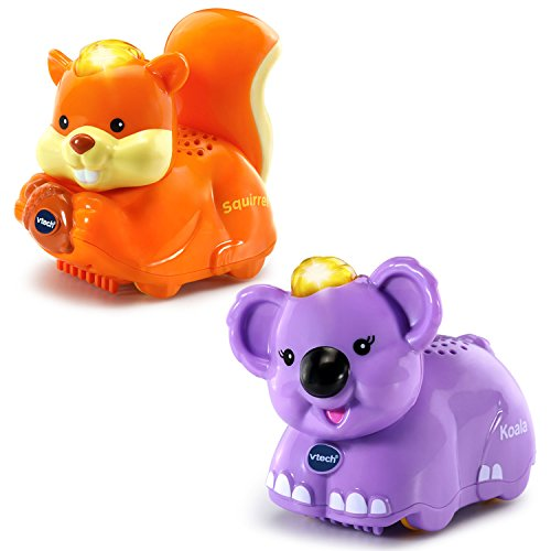 (VTech Go! Go! Smart Animals Koala and Squirrel)