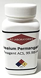 Potassium Permanganate 6 OZ, READ DESCRIPTION