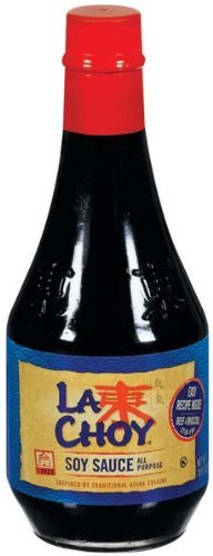 La Choy Soy Sauce 10 Oz (Pack of 3)