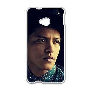 DAZHAHUI bruno mars Phone Case for HTC One M7