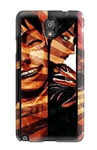 Galaxy Note 3 Case Cover Skin : Premium High Quality One Piece Art Anime Case