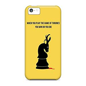 Slim Fit Tpu Protector Shock Absorbent Bumper When You Play The Game Of Thrones Case For iphone 5c iphone 5c