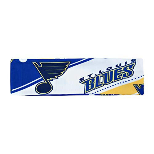 (NHL St. Louis Blues Stretch Headband)
