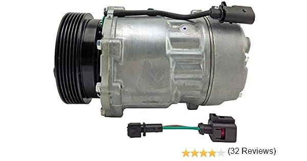 BEHR HELLA SERVICE 8FK 351 125-751 Compresor, aire acondicionado ...