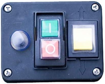 ATIKA ErsatzteilSchalter komplett für Gartenhäcksler LHF 2800