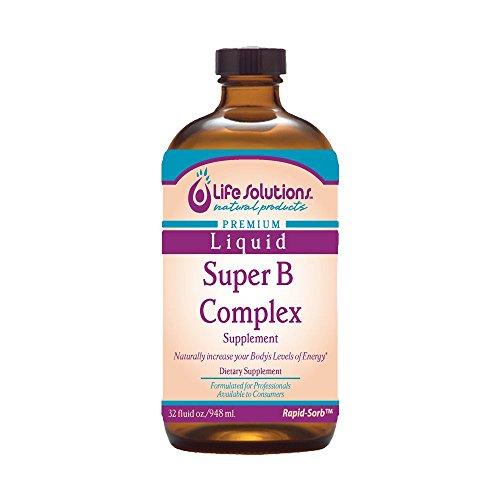 Liquid Super B Complex -32oz. Life Solutions