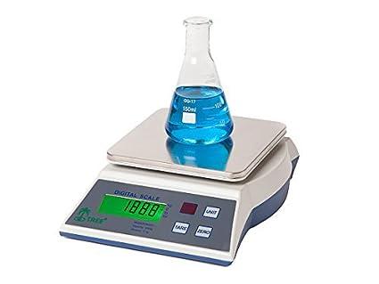 KHR-3001 -- 3000 g x 0,1 g Balanza de precisión económica laboratorio