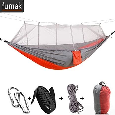 Amazon.com : fumak Swing Chair - Portable Mosquito Net ...
