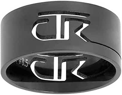 J69B - CTR Choose the Right Ring Stainless Steel
