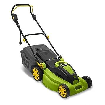 12eb9ba29 Fieldmann FZR 2040 E Electric Lawnmower 1800 W: Amazon.co.uk: Garden &  Outdoors