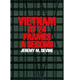 Vietnam at 24 Frames a Second: A Critical and Thematic Analysis of Over 400 Films About the Vietnam War (Texas Film and Media Studies Series) (Paperback) - Common