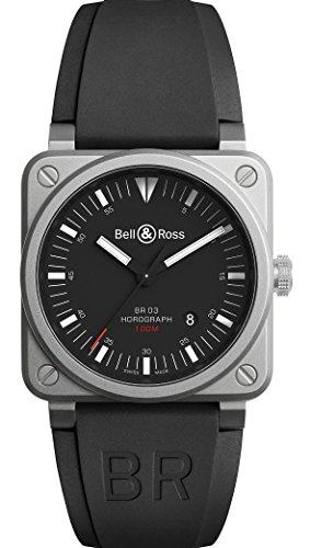 Mens-Bell-Ross-BR03-92-Horograph-Watch