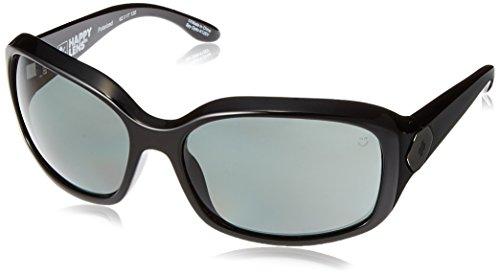 Spy Optic Bonnie 673251887864 Polarized Flat Sunglasses,