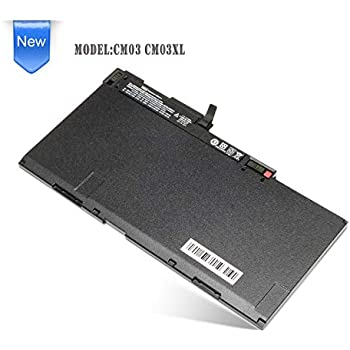 SWEALEER Compatible CM03XL Battery if Applicable HP EliteBook 840 845 850 855 740 745 750 755 G1 G2 Zbook 14 Replacement for E7U24AA CO06XL CM03050XL 717376-001 716724-421 HSTNN-IB4R 11.1V 50Wh CM03XL